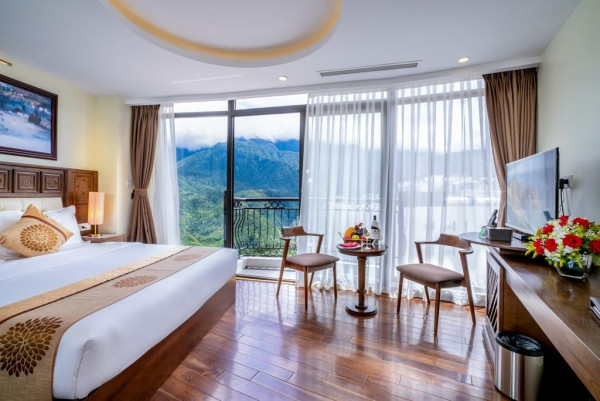 Sapa Relax Hotel & Spa 3 stars