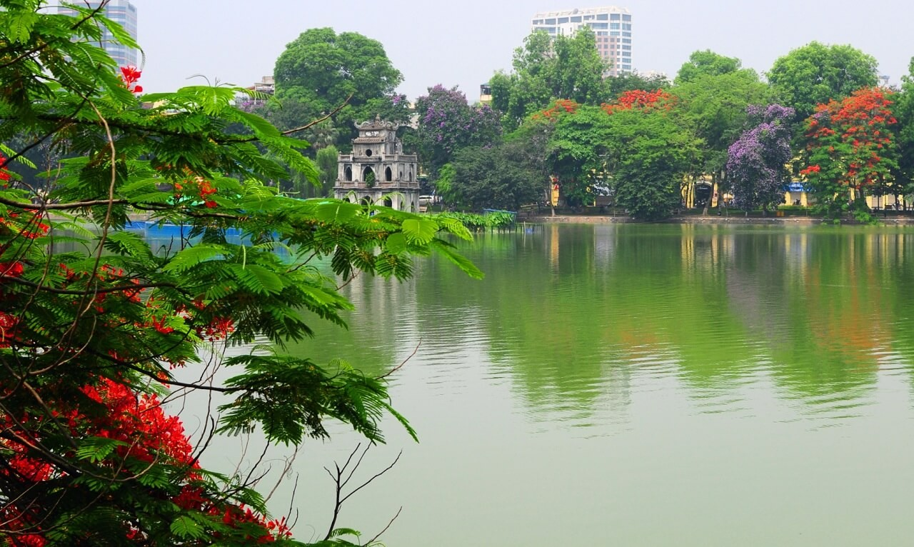 Hanoi city full day trip